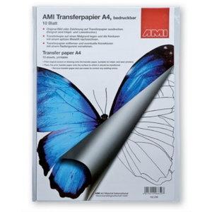 Transferpapier Din A4 10 vel