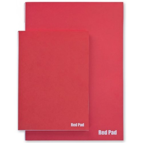Red Pad Tekenblok Tekelnpapier A3 120 gram 50 vel