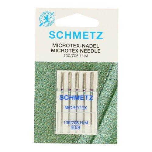 Schmetz Schmetz Microtex 5 naalden 60-08