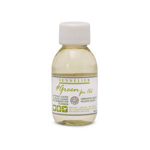Vloeibare reiniger Green for Oil 100ml