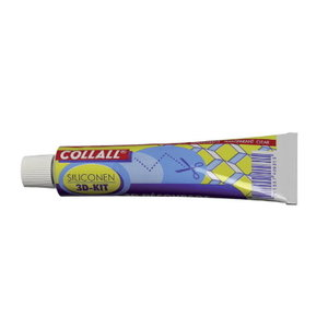 Collall Siliconenlijm 3D kit 80 ml