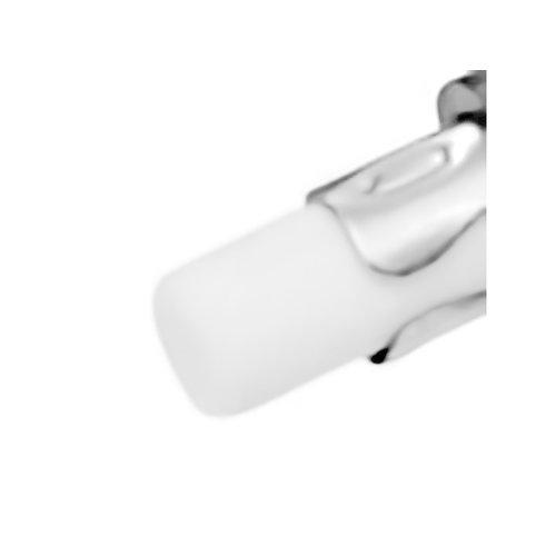 Navulling elektrisch gum Bind 12,5 x 3 x 2,5 cm wit 50 stuks