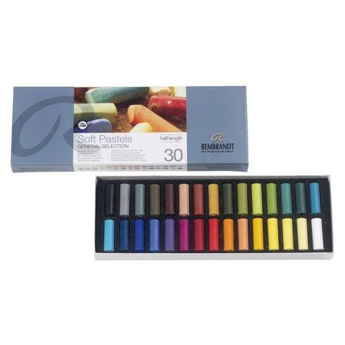 Pastelkrijt - Soft Pastels