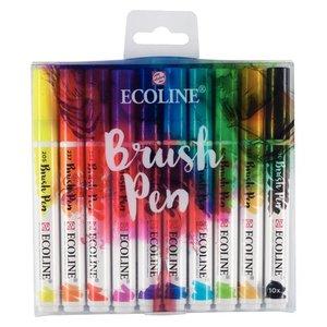 Ecoline Ecoline Brushpen set 10
