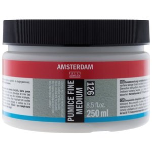 Talens  Amsterdam puimsteen medium fijn 250 ml