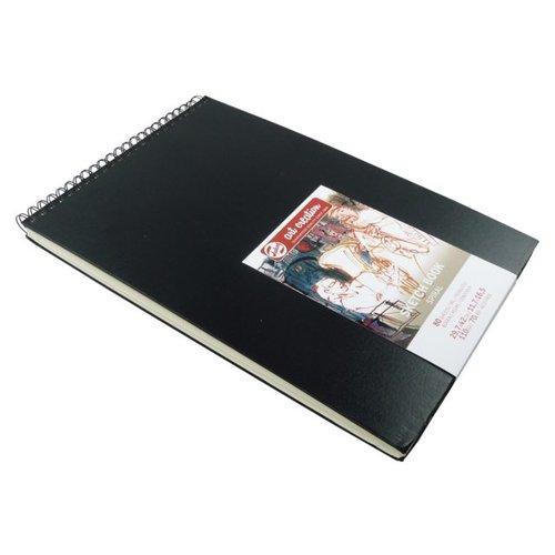 Art Creation TAC Schetsboek Spiraal 42 x 29.7 cm 80 vellen 110 gram