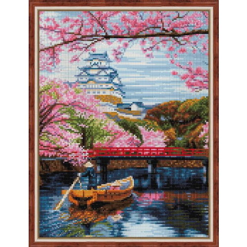 Artibalta Diamond Painting Blooming Sakura AZ-1835
