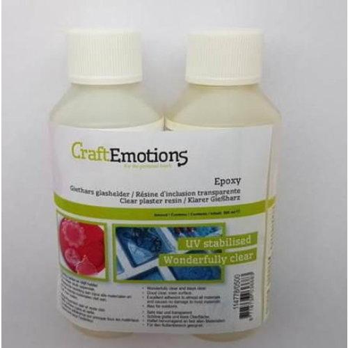 Epoxy Giethars glashelder 500 ml