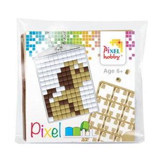 PixelHobby Pixelhobby Medaillon Startset Puppy 23032