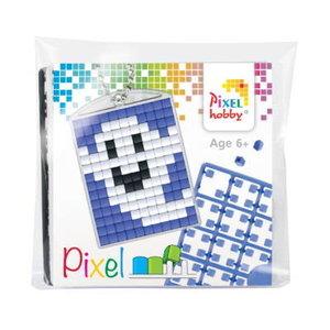 PixelHobby Pixelhobby Medaillon Startset Smiling Ghost 23033