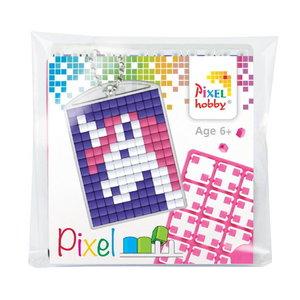 PixelHobby Pixelhobby Medaillon Startset Unicorn 23034