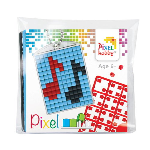 PixelHobby Pixelhobby Medaillon Startset Muziek Noten 23038