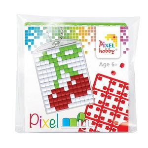 PixelHobby Pixelhobby Medaillon Startset Kersen 23041