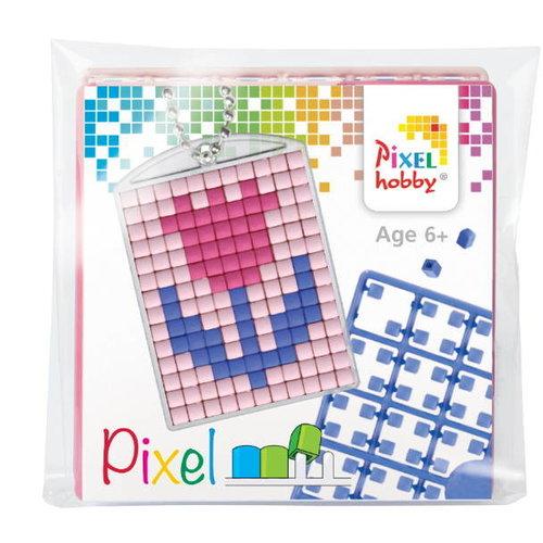 PixelHobby Pixelhobby Medaillon Startset Tulp 23043