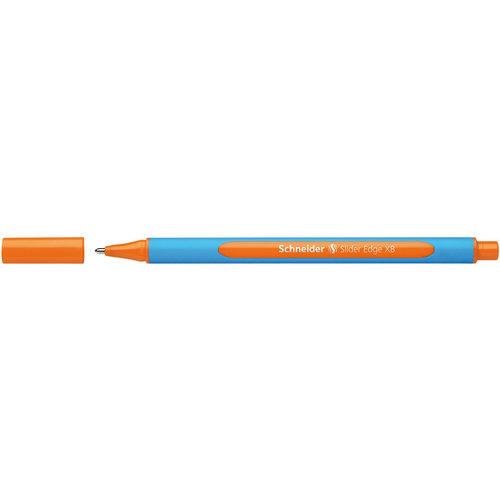 Balpen Schneider Slider Edge XB 1,4mm oranje