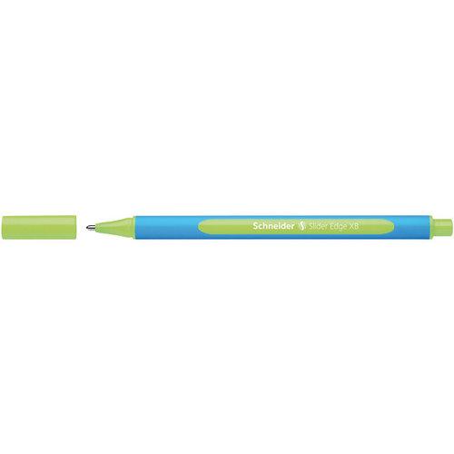 Balpen Schneider Slider Edge XB 1,4mm lichtgroen