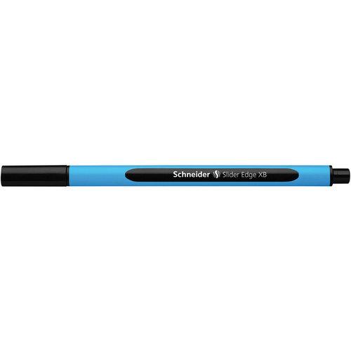 Balpen Schneider Slider Edge XB 1,4mm zwart