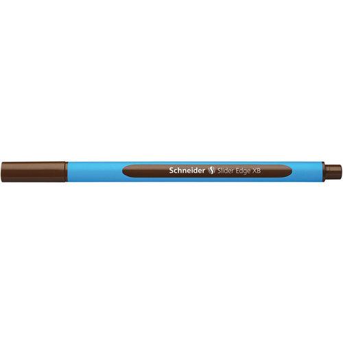 Schneider Balpen Schneider Slider Edge XB 1,4mm bruin