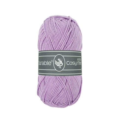 Durable Durable Cosy extra fine Lavender 396