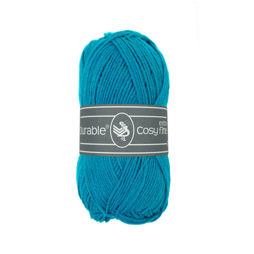 Durable Durable Cosy extra fine Turquoise 371