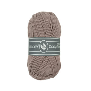 Durable Durable Cosy extra fine Warm taupe 343