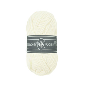 Durable Durable Cosy extra fine Ivory 326