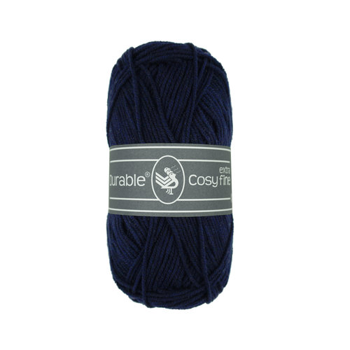 Durable Durable Cosy extra fine Navy 321