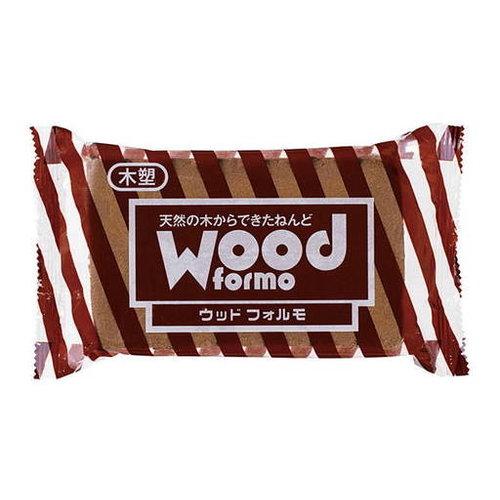 Wood Formo zelfhardende klei met houtstructuur