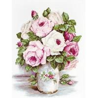 Luca S borduurpakket Mixed Flowers BA2329