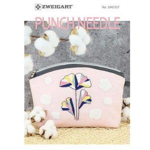 Zweigart Zweigart borduurpatronen boekje Punch Needle 104-317