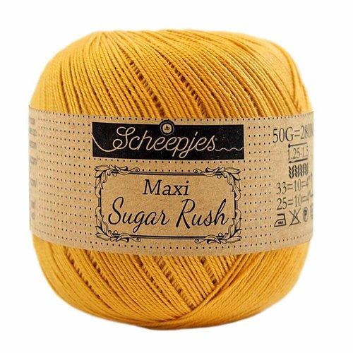 Scheepjeswol Scheepjes Maxi Sugar Rush 50 gram 249 Saffron