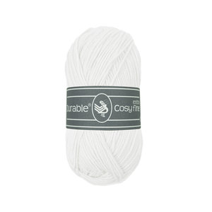 Durable Durable Cosy extra fine White 310