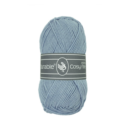 Durable Durable Cosy extra fine Blue grey 289