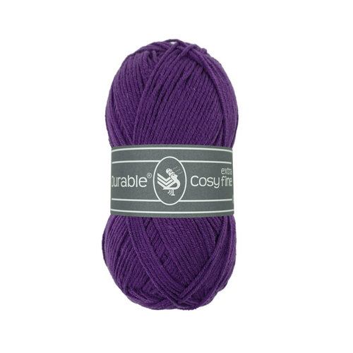Durable Durable Cosy extra fine Violet 272