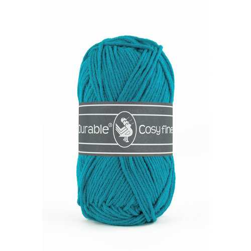 Durable Durable Cosy Fine 50 gram  Turquoise 371