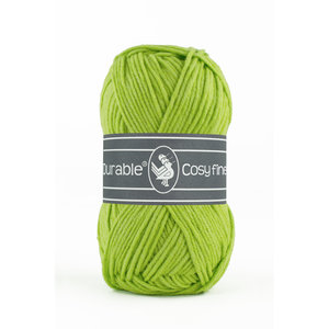 Durable Durable Cosy Fine 50 gram  Lime 352