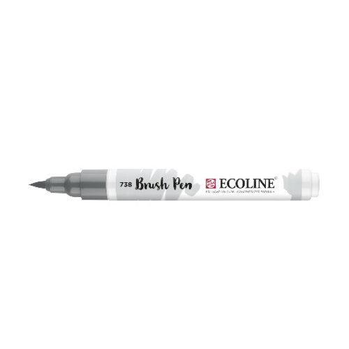 Ecoline Ecoline Brush Pen Koudgrijs Licht 738