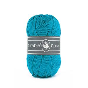 Durable Durable Coral Katoen 50 gram Turquoise 371