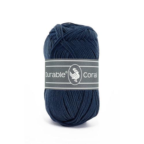 Durable Durable Coral Katoen 50 gram Jeans 370