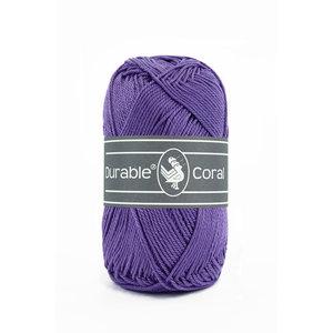 Durable Durable Coral Katoen 50 gram Indigo 357