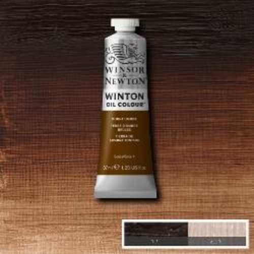 Winsor & Newton Winton Olieverf 37 ml Burnt Umber