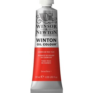 Winsor & Newton Winton olieverf 37 ml Cad Red Hue
