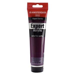 Amsterdam Amsterdam Acrylverf Expert 150 ml Permanentroodviolet 567