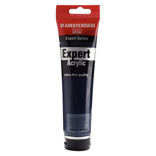 Amsterdam Amsterdam Acrylverf Expert 150 ml Pruissischblauw Pht. 566