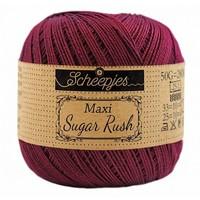 Scheepjes Maxi Sugar Rush 50 gram Bordeau 750