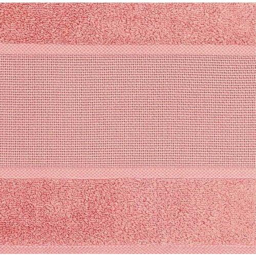 Rico Design Rico Design Handdoek Roze 50 x 100 cm met aidaband
