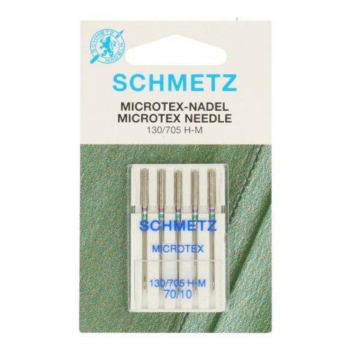 Schmetz Schmetz Microtex 5 naalden 70-10