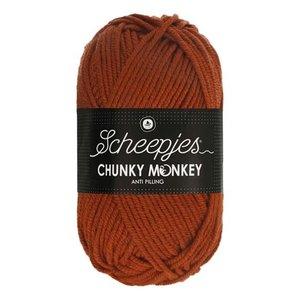 Scheepjeswol Scheepjes Chunky Monkey 100 gram 1029 Rust