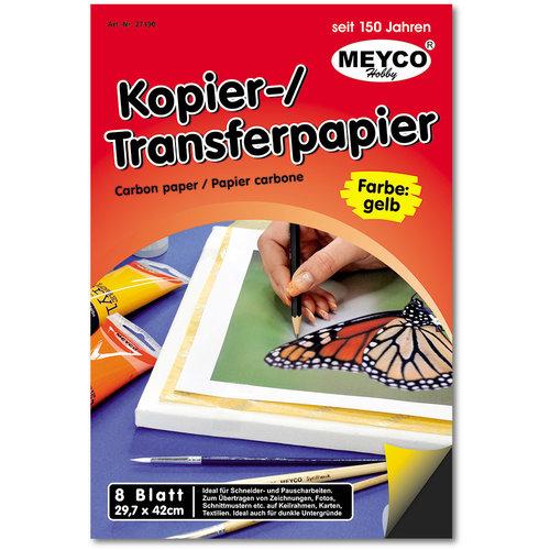 Meyco Kopierpapier, Transferpapier 297 x 420 mm A3