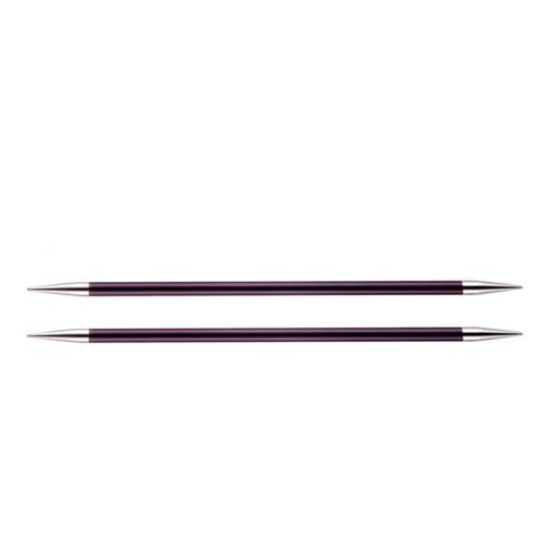 Knitpro Knitpro Zing Sokkennaald 20 cm 6.00 mm
